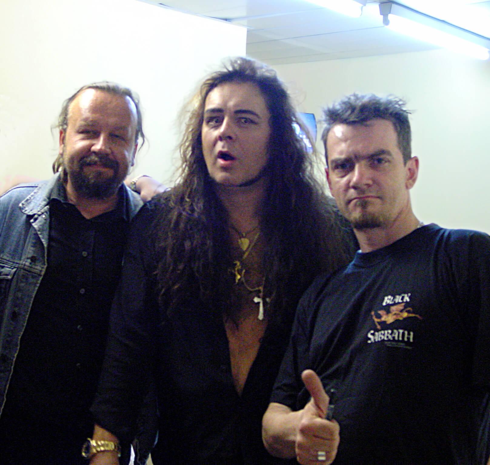 Yngwie Malmsteen & Piotr Luczyk, Sławek Dziewulski