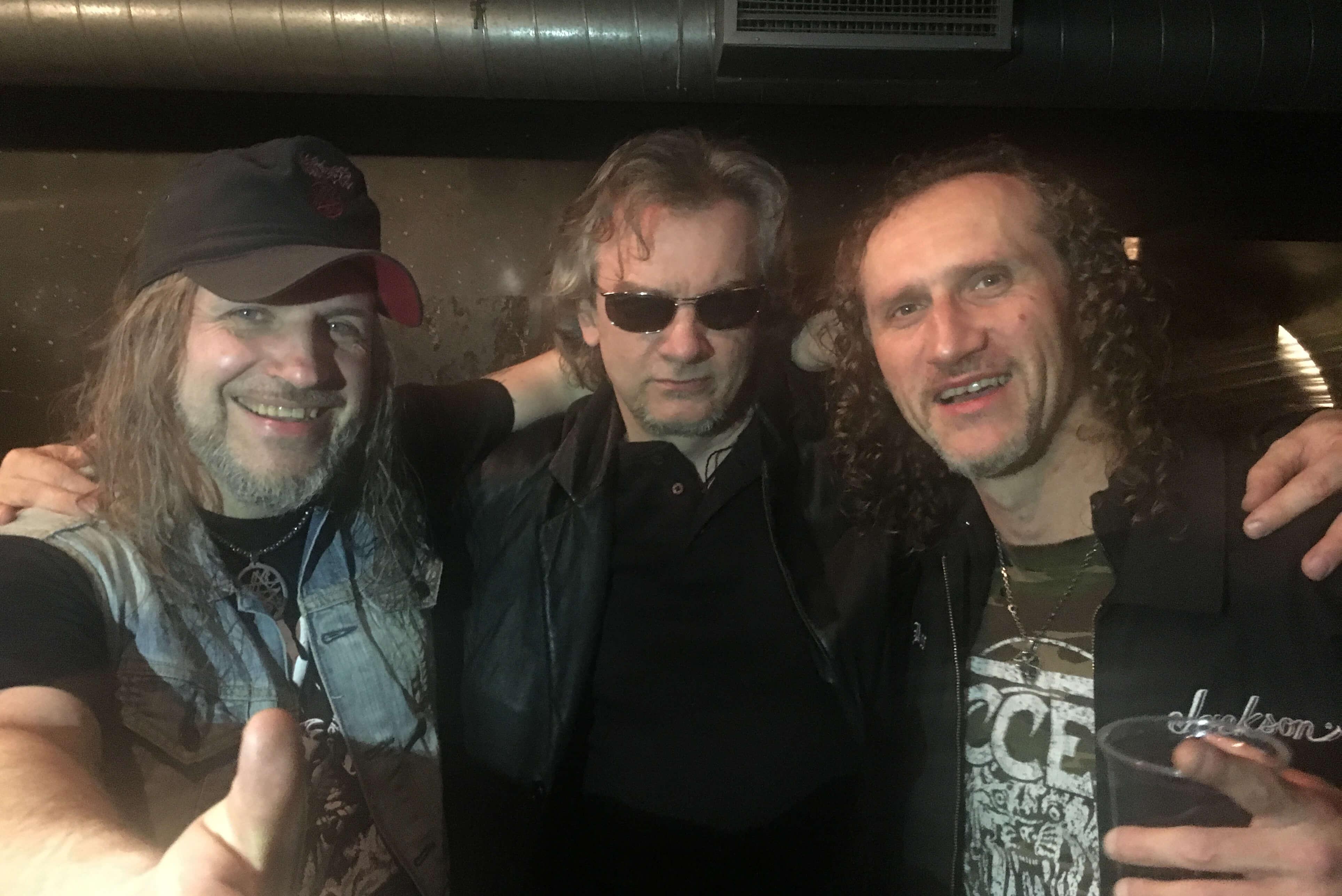 Vader & Piotr Luczyk