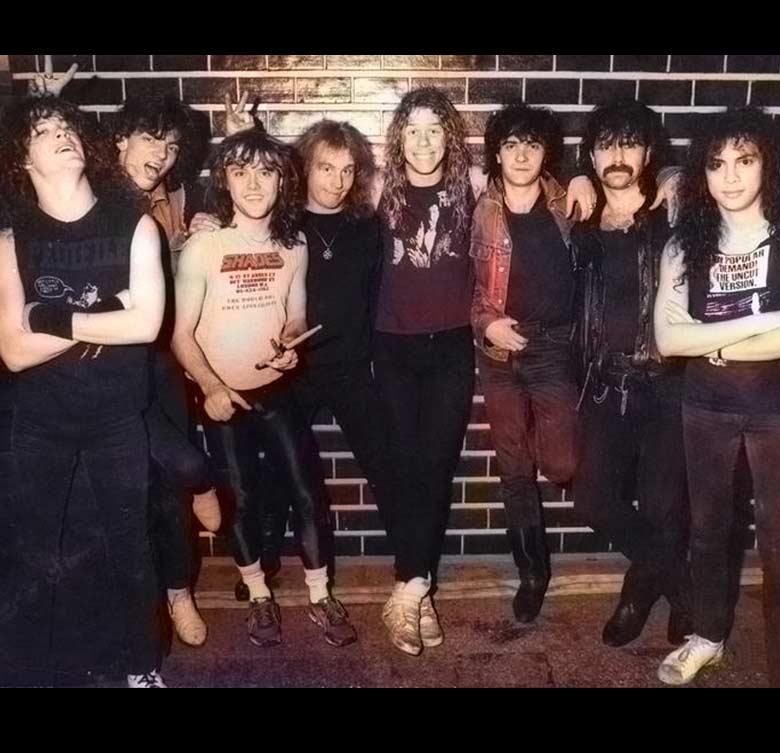 Metallica & KAT